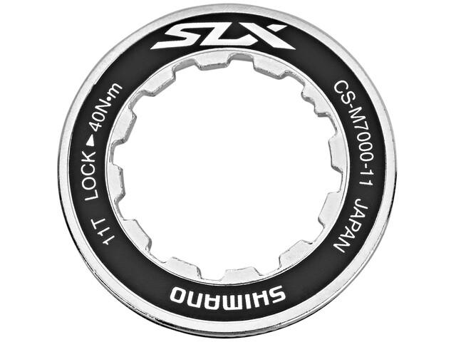 Shimano CS-M7000 - avec bague entretoise noir/argent